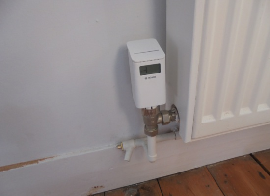 heating control Margate