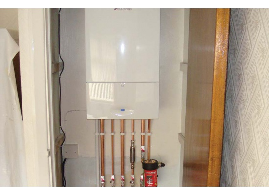 Worcester Bosch boiler in Birchington