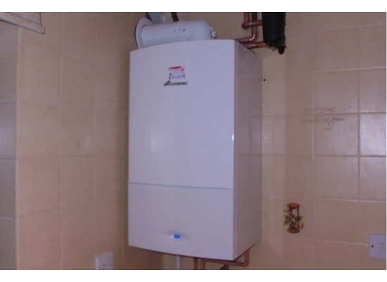 domestic Bosch boiler in Westgate