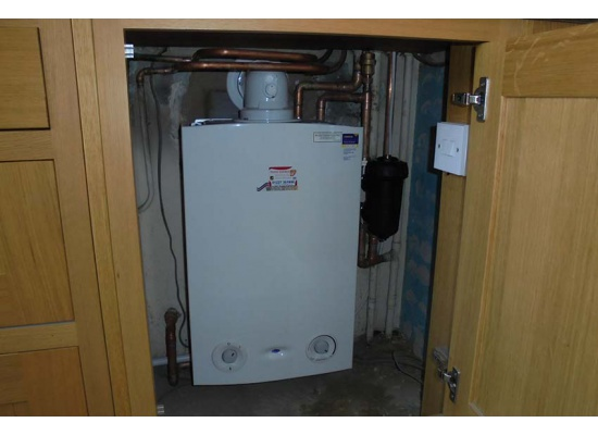 Boiler installation in East Kent